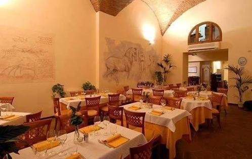 New Year's Eve 2017 at the Osteria Dei Baroncelli in Florence
