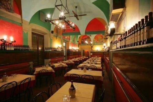 New Year's Eve 2017 Dinner at Ristorante Vecchia Firenze with music and menu choice