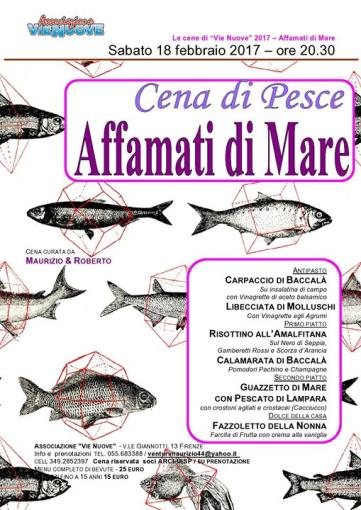 """Fish dinner - """"Hungry for Mare"""""""