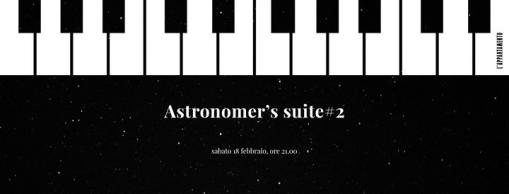 Astronomer's suite # 2