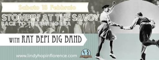 Stompin 'at the Savoy - Back to swing era