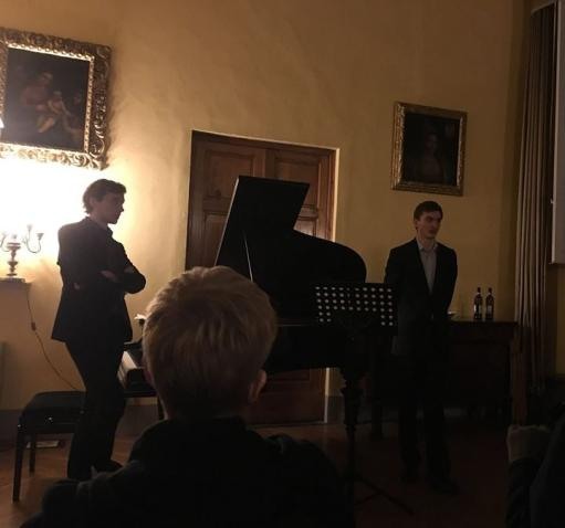 St Mark's Recital Series: A concert of Inglese Songs (part 1)