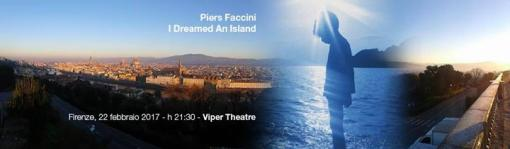 I Dreamed An Island - Piers Faccini in concert