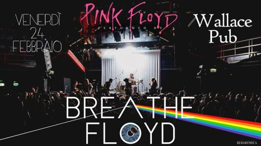 Breathe Floyd (Pink Floyd Tribute Band) live