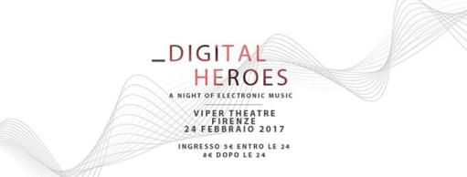 DiGiTaL Heroes w/ Toa Mata Band Live set
