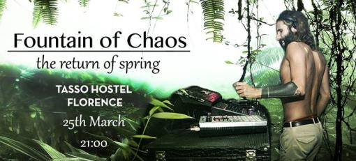 The Return of Spring in The Gardens of the Fountain of Chaos