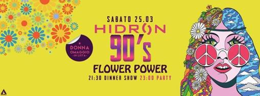 Sabato Amami- Flower 90 s Party