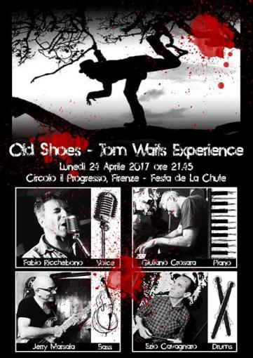 La Chute PARTY! feat. OLD SHOES / TOM WAITS experience