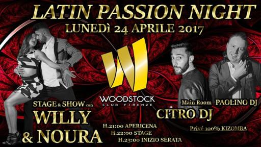 Latin Passion Night