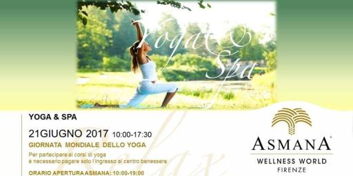 YOGA DAY, World Day of Yoga at Asmana Wellness World