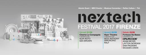 Nextech Festival 2017 // Official Event