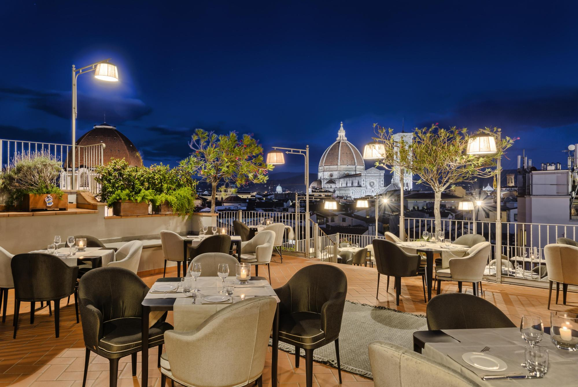 B Roof And B Green The New Exclusive Locations For Dinners