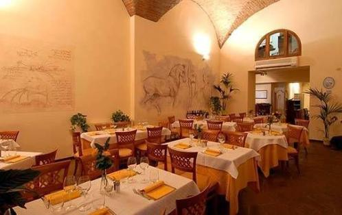 Dinner New Year 2014 Osteria Dei Baroncelli Florence