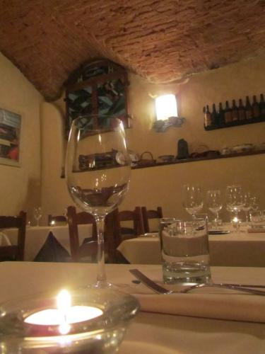 New Year's Eve 2015 at The Golden Pot Osteria Storica in Florence