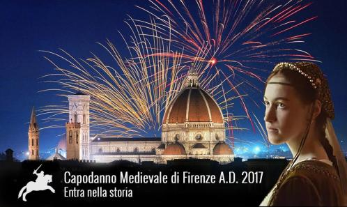 Medieval New Year's Eve 2017 at Antico Spedale del Bigallo in Florence