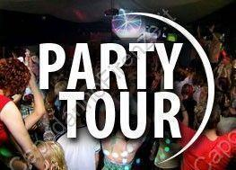 New Year's Eve Party Tour 2019 - 3 disco-club tour: Blue Velvet, Twenty One, Full Up