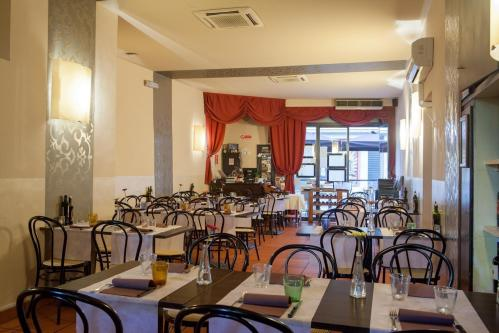 New Year's Eve 2019 at the Il Teatro restaurant in Florence
