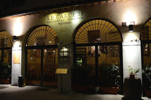 New Year's Eve 2019 at Le Carceri restaurant in the center of Florence