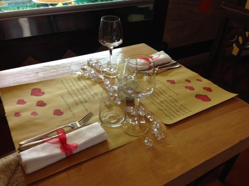 Valentine's Day 2019 at the Rubaconte Restaurant in the heart of Florence - € 25.00 pp