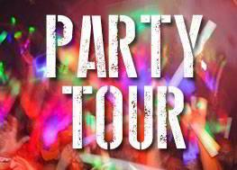 Capodanno Party Tour 2020 - Giro di 3 disco-club: Club 21 (twentyone), Blue Velvet, Full Up