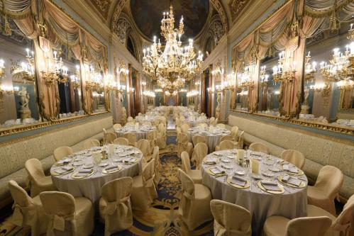 New Year's Eve Gala Dinner 2020 at Palazzo Borghese in Florence