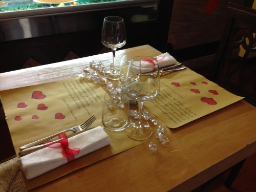 Valentine's Day 2020 at the Rubaconte restaurant in the heart of Florence - € 27.00 pp
