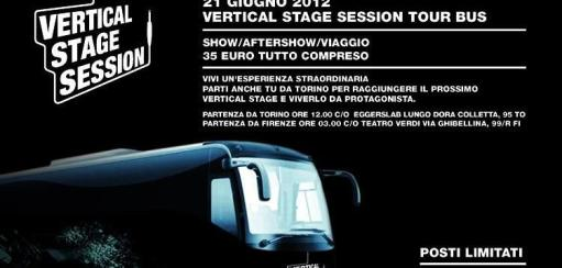 VERTICAL STAGE SESSION