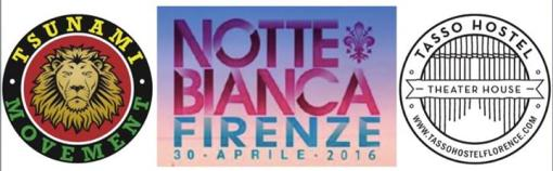 The Reggae Beats of the Tsunami Movement & Notte Bianca Firenze 2016