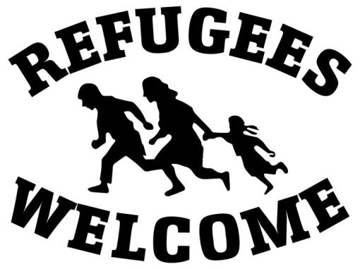 Dinner popular and solidarity in Gavinana / Merc. 20 / Refugees Welcome Racist Out