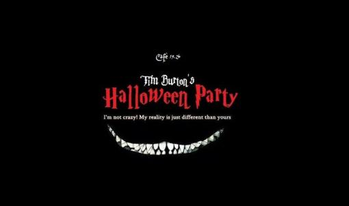Tim Burton's Halloween Party
