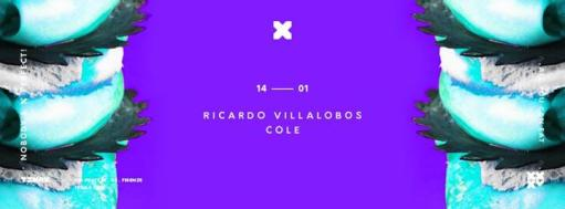 Nobody's Perfect! Ricardo Villalobos,Cole