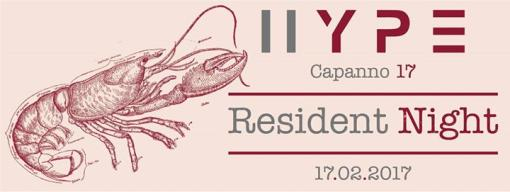 H Y P E / Resident Night