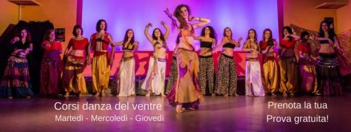 Belly Dance - Free Trial