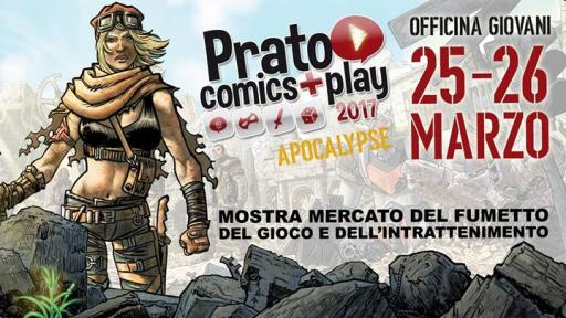 Prato Comics + Play 2017