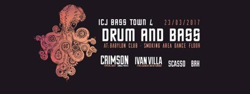 Town D&B Night- Special Guest Crimson