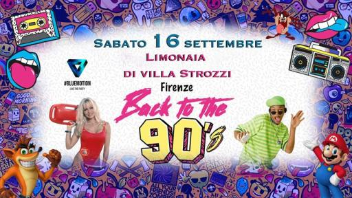 Opening Party - Back To The 90's