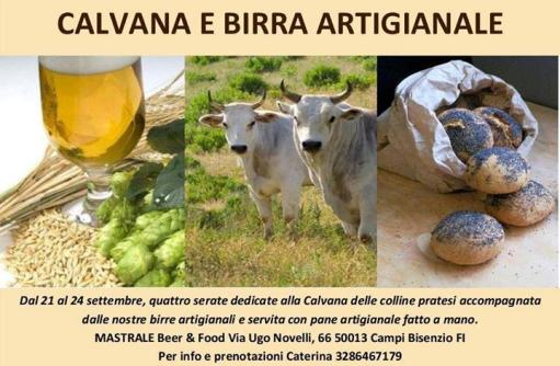 Calvana and Craft Beer