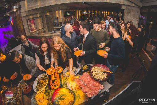 L\'AperiDisco di Firenze @ TERRAZZA TWIST MARTINI 21-01-2018