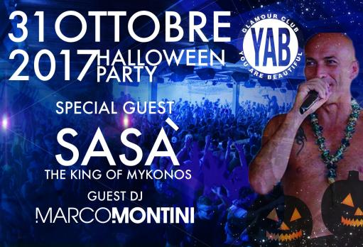 YAB presenta... HALLOWEEN PARTY!