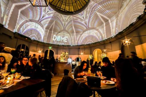 THE APERITIFT UNDER THE DOME