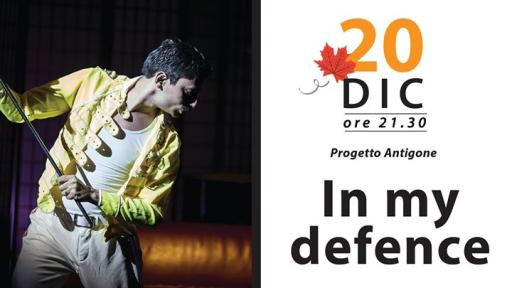 OnStageTeatro:In My Defence
