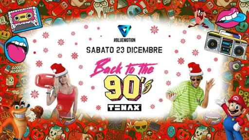 Xmas Party - Back To The 90's
