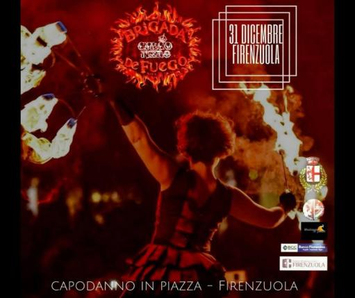 CIRCO NERO New Year's Eve in Piazza 2018