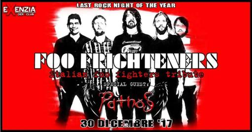 Last Rock Night of The Year - Foo Fighters tribute ...