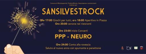 San Silvestrock - First New Year's Eve in the square in Montespertoli!