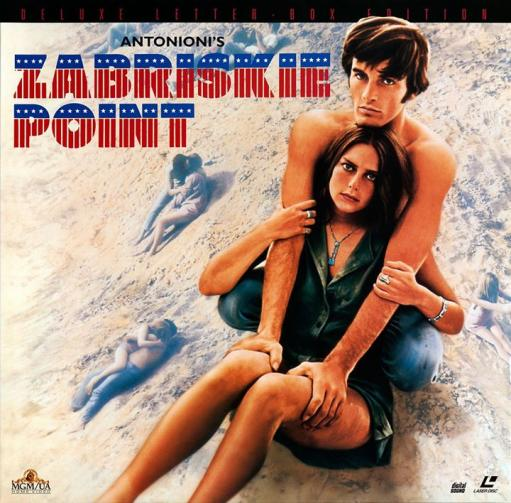 Zabriskie Point - FiF Cineclub