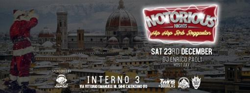 Notorious NIGHT Xmas PARTY