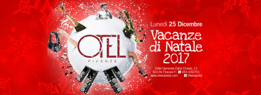 PARTY VACANZE DI NATALE 2017