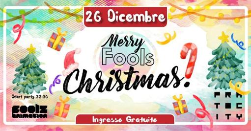 Merry Fools Christmas  il Natale
