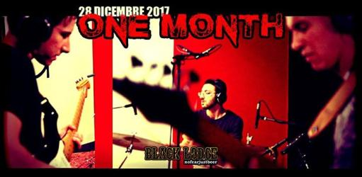 One Month live